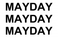 "Spoken word ""MAYDAY"""