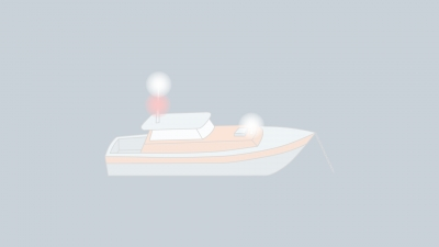 Sound signals of a pilot vessel engaged on pilotage duty at anchor in restricted visibility
